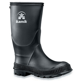 Kamik Stomp Rubber Boots Kids black